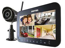 SWITEL HS1000: Wetterfeste Funkkamera mit Nachtsichtfunktion