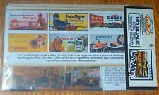 Bar Mills #36 (HO Scale) 1920s-40s Double-Stacked Wrappable Billboards - 0036