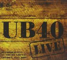 Ub40: Live at the London O2 Arena Import Audio CD