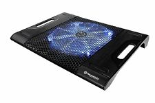 Thermaltake CLN0015 Massive23 LX Cooling Stand - 1 Fan(s) - 600 rpm - Aluminum