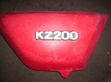 1978 Kawasaki KZ200 KZ 200 A Right Side Cover   02/03