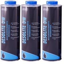 3X1 Liter Autol Desolite DW additive Diesel Systemreiniger und Winterschutz Top