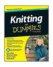 Knitting For Dummies Free Shipping