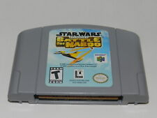 Star Wars Battle for Naboo Nintendo 64 N64 Video Game Cart