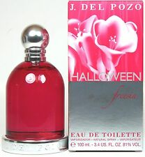 Halloween Freesia By J. Del Pozo 3.3/3.4oz. Edt Spray For Women New In Box