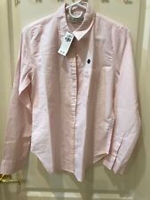 Abercrombie and fitch Women's button down shirt Pink M