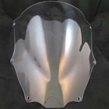 Clear Windscreen and Bolt Kit combo for Kawasaki Zx9R 2000-2003 00 01 02 03