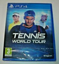 Tennis World Tour PS4 (edición española precintado)