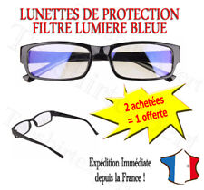 Lunettes Anti Lumière Bleue Repos contre Fatigue Ordinateur Ecran TV