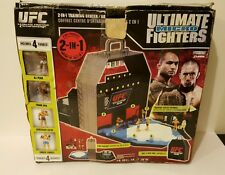 UFC Ultimate Micro Fighters 2-in-1 Arena/Training Center Playset Complete