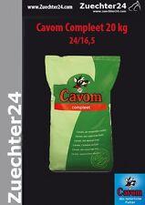 Cavom Compleet  24/16,5  Adult 20 kg Hundefutter Kalt gepresst, Trockenfutter