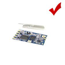 1000M 433Mhz HC-12 Si4463 Wireless Serial Port Module Replace Bluetooth +Antenna