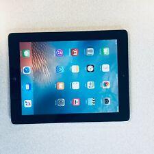 Apple iPad 2 16GB, Wi-Fi, 9.7in - Black - BUNDLE - Tested - Works Great!