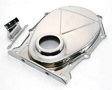 Big Block Dodge Plymouth Mopar 383 400 426 440 Chrome Timing Chain Cover w/ Tab