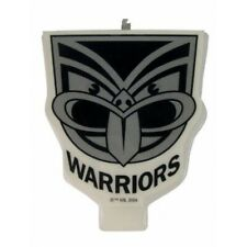 North Queensland Cowboys NRL Team Logo Large Candle