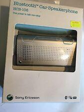 Sony Ericsson Car Hands-Free HCB-108 Bluetooth Car Speakerphone with BST-38 Batt