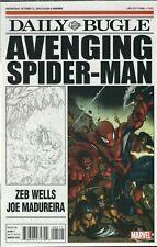 AVENGING SPIDER-MAN THE DAILY BUGLE #1 (2011) PREVIEW MARVEL COMIC V/F+
