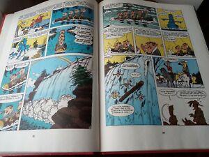 lot de 2 intégrales Lucky Luke Special 8 1983 et 9 1984 - Morris et Goscinny