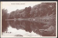Scotland Postcard - River Earn, Crieff     RS2594