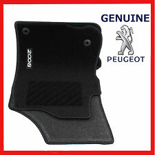 Genuine Peugeot 2008 Tailored Carpet Mats, Front & Rear. New 1609551680