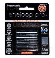Panasonic AAA NiMH 950mAh eneloop Japan BK-4HCCE/4BT 4 8 12 16 20