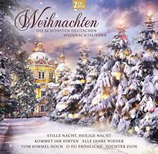 Various - Die schönsten deutschen Weihnachtslieder, 2 CD