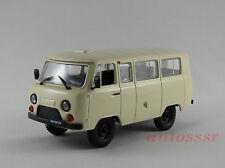 DeAgostini 1:43 Soviet 4x4 UAZ-452V mag №16 Cars USSR