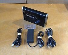 "Vantec NexStar-3 - 3.5"" SATA to USB 2.0 & eSATA External HD Enclosure - Onyx"