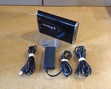 """Vantec NexStar-3 - 3.5"""" SATA to USB 2.0 & eSATA External HD Enclosure - Onyx"""