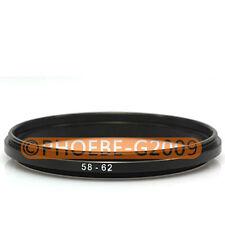 Male 62mm-58mm 62-58 mm Macro Reverse Ring / reversing