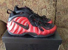 Nike Air Foamposite Pro University Red 624041-604 Size 18