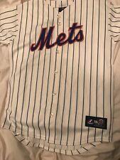NEW YORK METS David Wright Majestic Brand MLB Baseball Jersey Youth Large