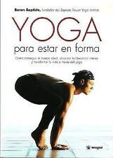 Yoga Para Estar En Forma (Grandes Obras) (Grandes Obras)-ExLibrary