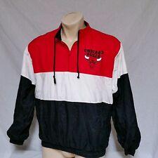 VTG Chalk Line Jacket Chicago Bulls 90's Jordan Fanimation NWT Windbreaker Large