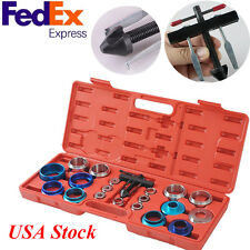 20 Pcs Carbon Steel Car Camshaft Crank Oil Seal Remover Installer Removal Tool