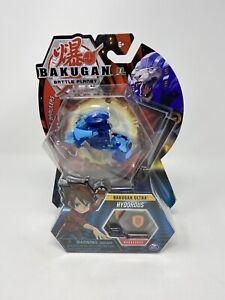 BAKUGAN BATTLE PLANET ULTRA BRAWLERS HYDOROUS - BLUE! BAKUCORES! UK! RARE!