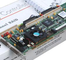 SCSI RAID 0/1 PCI CONTROLLER ICP VORTEX GDT6128RD 37 GERÄTE FÜR 50 + 68-POL HDD
