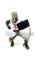 BBI Revell Scale 1:18 Warriors of the World Crusader Templar Knights Figure