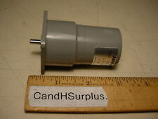 Airpax small 12 volt DC gearmotor 23 rpm lot of 2 pcs