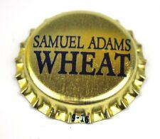Samuel Adams Beer Bier Kronkorken USA Bottle Cap Plastikdichtung - Wheat