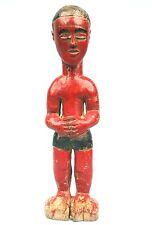 Art Africain - Ancien Colon Gouro Prière ou Méditation - Guro Item - 32 Cms ++++