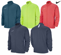 Nike ACADEMY 19 Knit Jacket Mens Tracksuit Football Running Training Top S M L