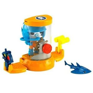 Octonauts Barnacles Octopod Steering Deck Gift Boy Girl Kids Bath Toy BDL89 NEW!
