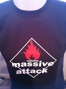 MASSIVE ATTACK - COTTON T-SHIRT