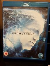 Prometheus (Blu-ray) [Region Free]  Brand new and sealed