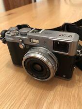 Fujifilm X100S Exc. Condition Plus Peak Design Strap