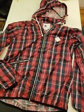 Burton  Swift Polyester Shell DryRide Windbreaker Slicker Hood Jacket Small