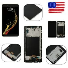 For LG Stylus 2 Stylo 2 LS775 K540 Display LCD Screen Digitizer Touch + Frame US