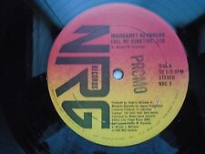 """Margaret Reynolds - Call Me Sometime  (Soul/R&B, 12"""")"""