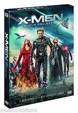X-MEN, X-MEN 2, X-MEN CONFLITTO FINALE (3 DVD) 3 FILM COLLECTION